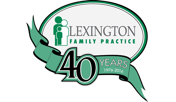 Celebrating 40 years at Lexington Family Practices